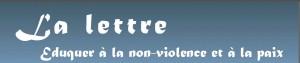 La Lettre site