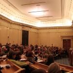 """Forum """"La non-violence à l'école"""" 2013"""