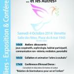 Formation - Samedi 8 et dimanche 9 novembre 2014 - Association Vivance
