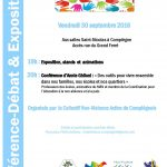 Évènements du Collectif Non-Violence Active du Compiègnois