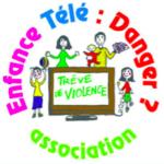 Mise à l'honneur de Janine Busson, présidente d'Enfance-télé : danger ?