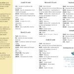 Journées d'été de la Coordination du 20 au 25 août : il reste encore des places !