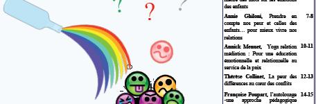 """Lettre 40 """"Embrouillés, submergés par nos émotions : Que faire ? Comment réagir ?"""""""