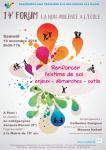 """Forum 2016 """"La non-violence à l'école"""""""