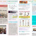 """Journal d'information de l'association """"Enfance-Télé : Danger ?"""""""